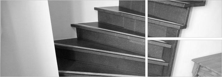 Basalt traptreden