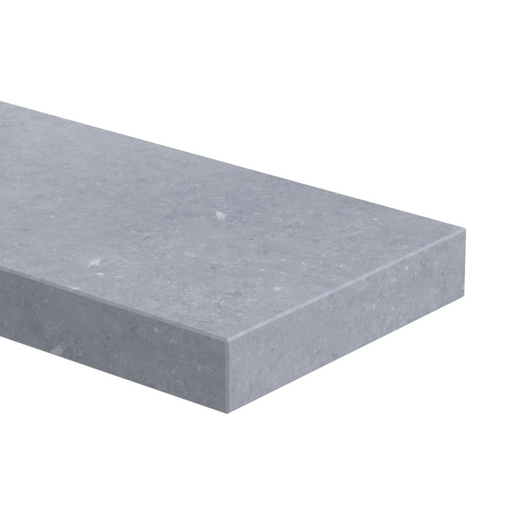 Blad 60 mm dik Belgisch Hardsteen (geschuurd)