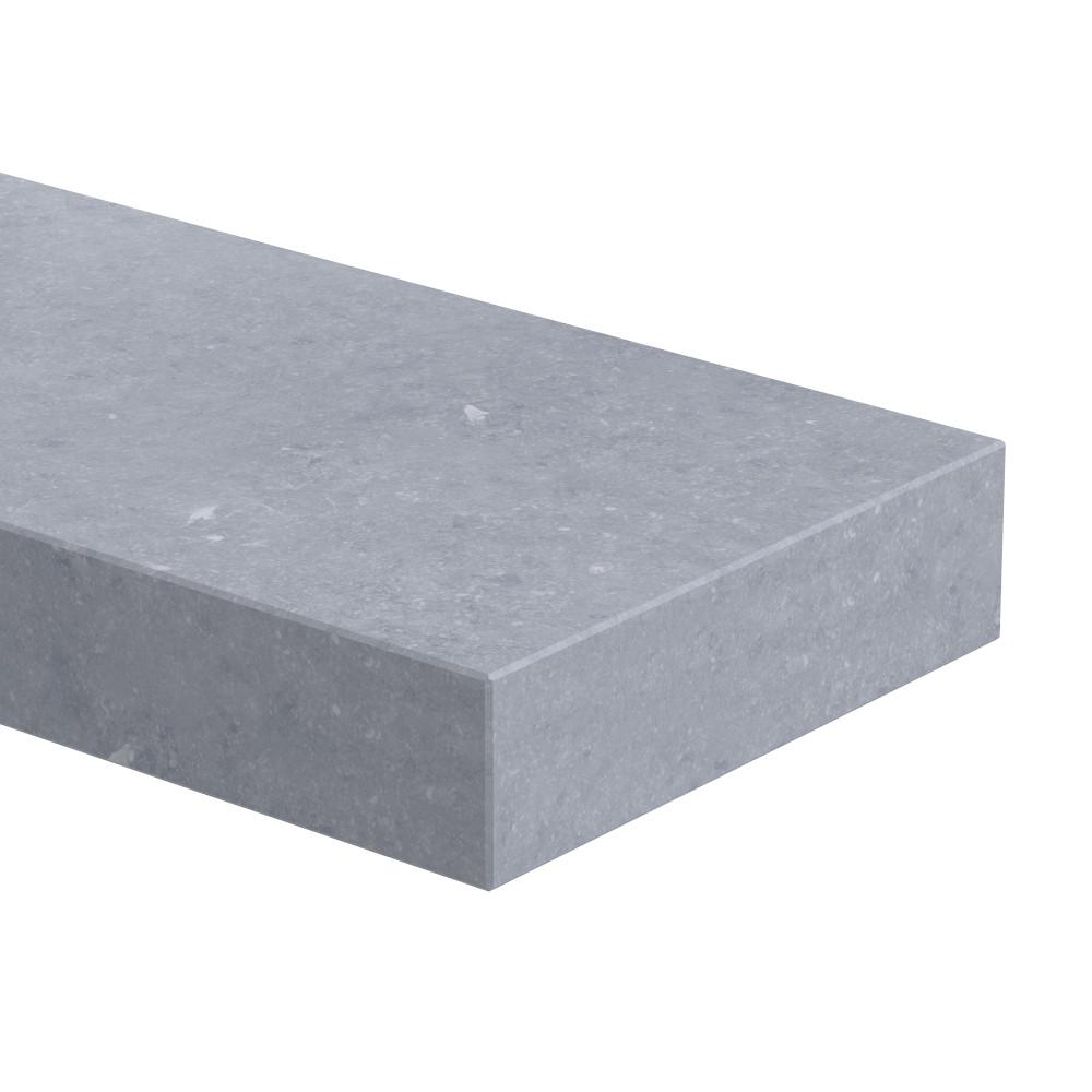 Blad 80 mm dik Belgisch Hardsteen (geschuurd)