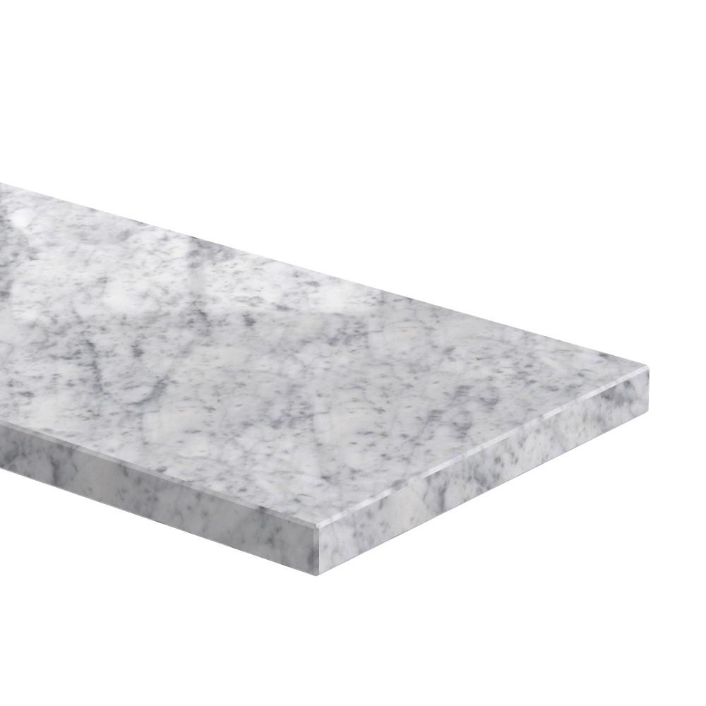 Vensterbank 30 Mm Dik Bianco Carrara C Gepolijst Hawk Natuursteen