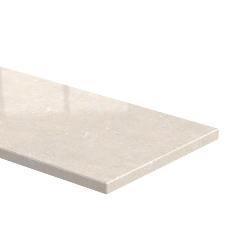 Vensterbank 20 mm dik Cuore Beige MC (gepolijst)
