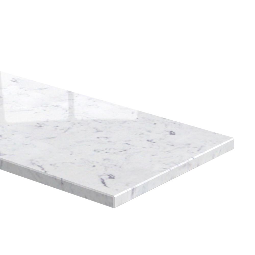 Vensterbank 20 mm dik Bianco Carrara MC (gepolijst)