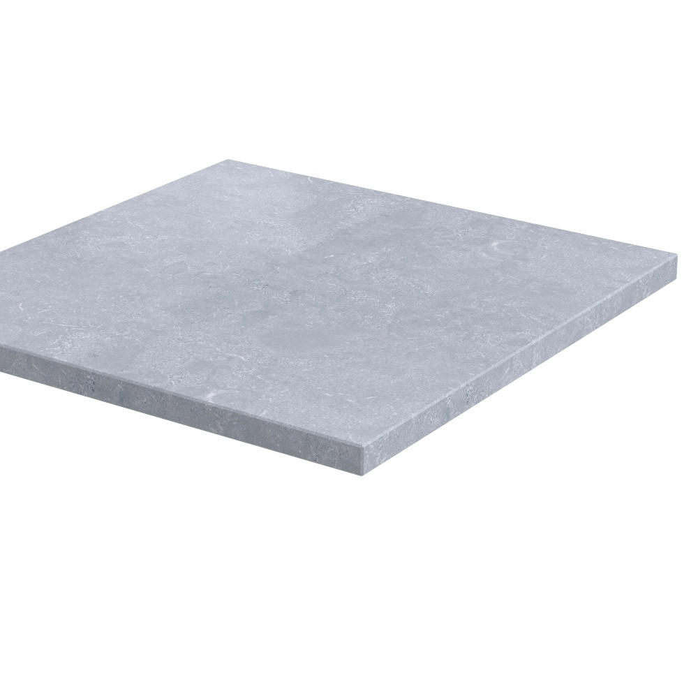 """Schoorsteenplaat """"Burgemeester"""" 30 mm dik Chinees Hardsteen (geschuurd)"""